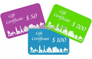 Gift Certificate - $25.00
