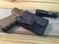 Quick Ship Custom Holster - IWB