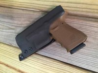 Quick Ship Custom Holster - IWB High Guard