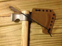 Quick Ship Axe Blade Guard XL