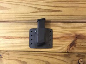 Traditional Single Pistol Magazine Carrier