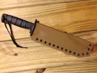 Ontario SP10 Marine Raider Sheath