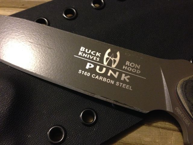 Buck Punk Sheath