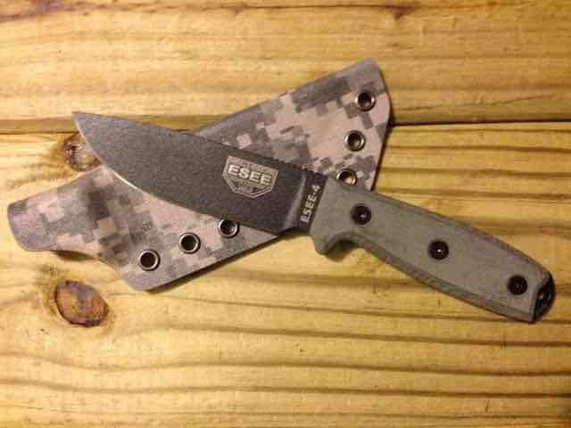 ESEE 4 Sheath