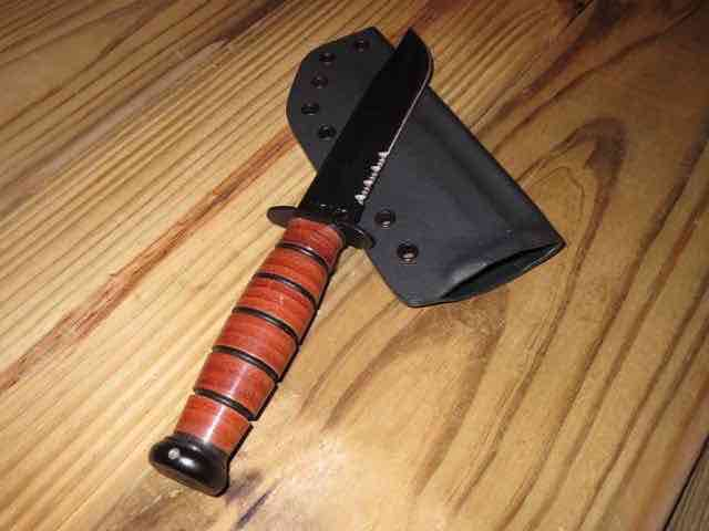 Ka-Bar USMC Short Knife Sheath