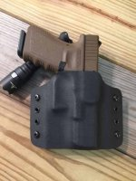 Quick Ship Custom Holster - OWB